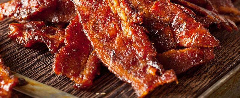Masterbuilt Smoker Bacon Jerky
