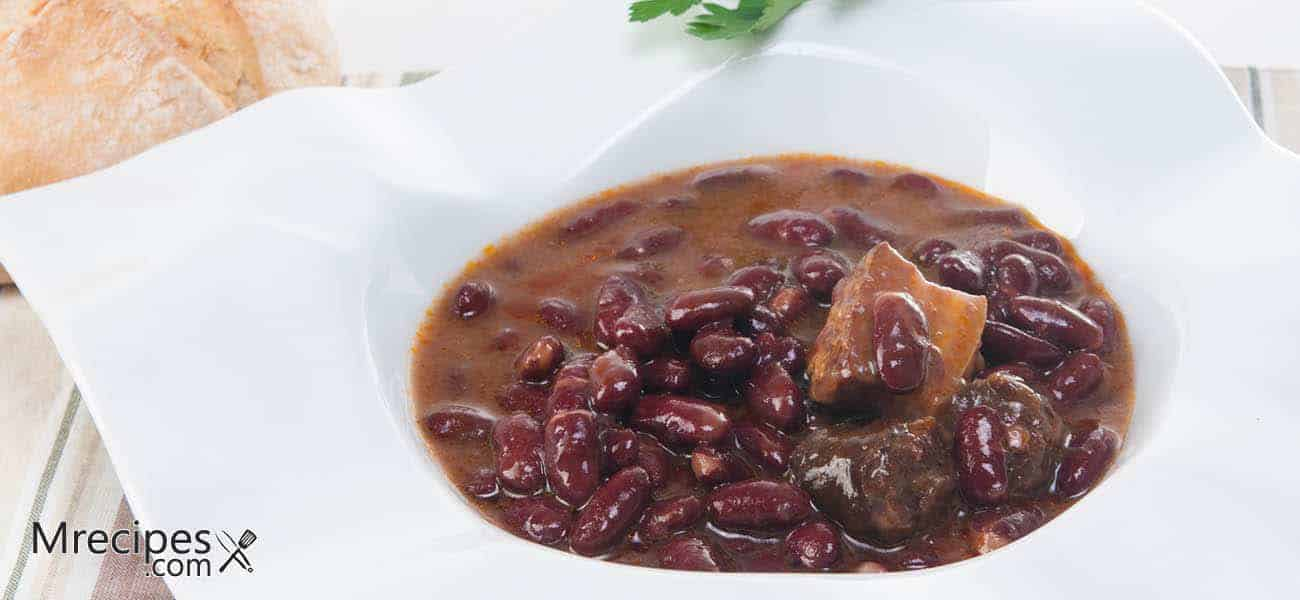 Smoked Ham Hocks and Black Bean Soup Recipe