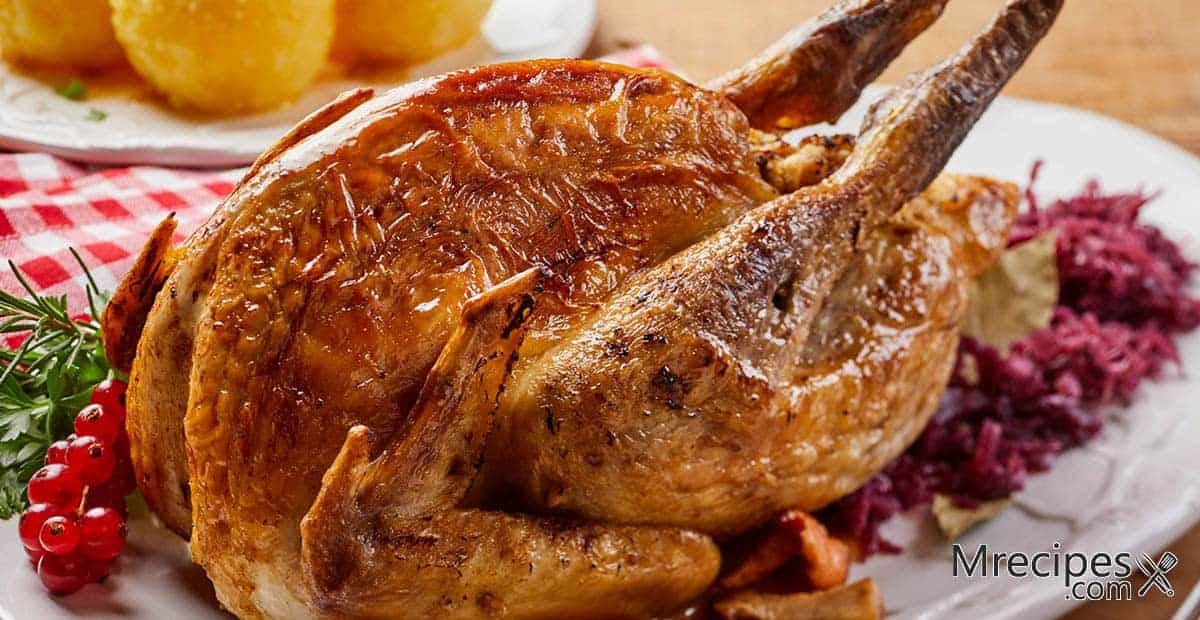 Brined and Smoked Pheasant with a Honey Glaze Recipe