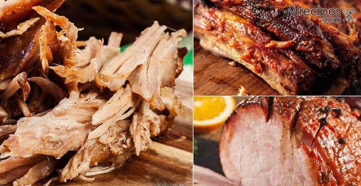 Masterbuilt Smoker Pork Recipes