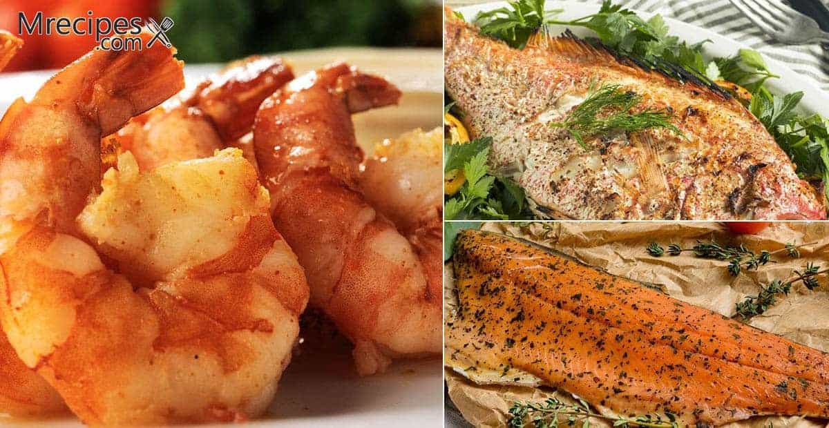 Masterbuilt Smoker Seafood Recipes