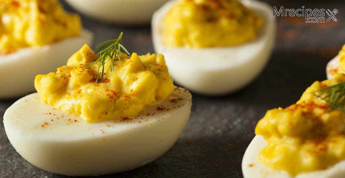 Delicious Smoked Deviled Eggs Recipe