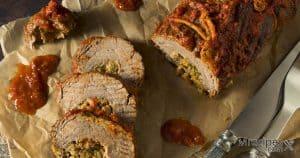 Beef Braciole with Tomato Sauce