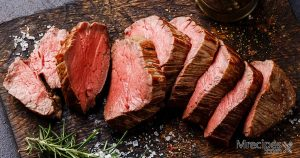 Masterbuilt Smoker beef tenderloin