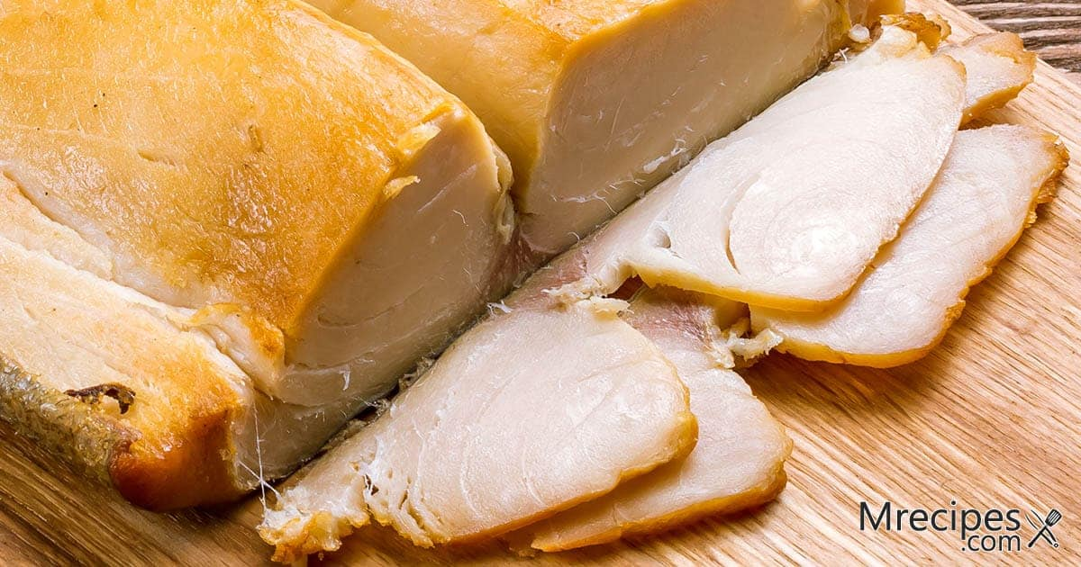 Dry Brined & White Wine Marinated Smoked Halibut Recipe