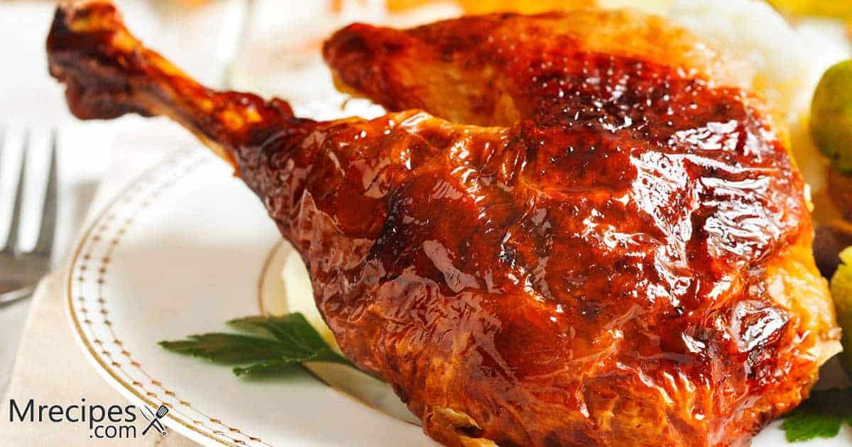 Smoked Turkey Legs in a Masterbuilt Smoker Recipe