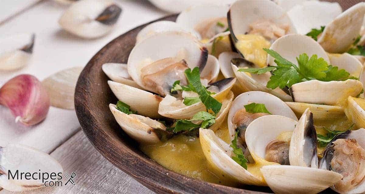 Smoked clams in a Masterbuilt Smoker